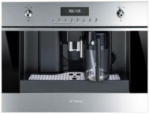 "Smeg24"" CANALI BUILT IN COFFEE MACHINE  220 VOLT 50-60 HZ"