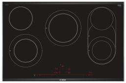 "Bosch30"" CERAMIC ELECTRIC TOUCH CONTROL COOKTOP 220 VOLT 50 HZ"